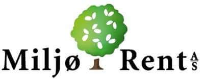 Miljørent A/S logo