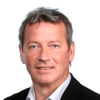 Bjørn Kristensen, adm. direktør ved Miljø Rent Rengøringsservice A/S