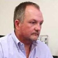 Ole Laursen, ejer af OL Erhvervsrengøring