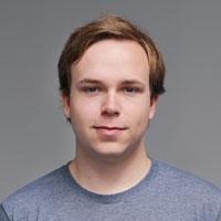 René Dyhr,Frontend-udvikler hos CleanManager